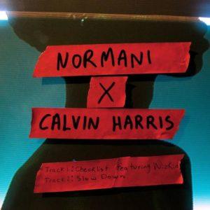 Calvin Harris x Normani