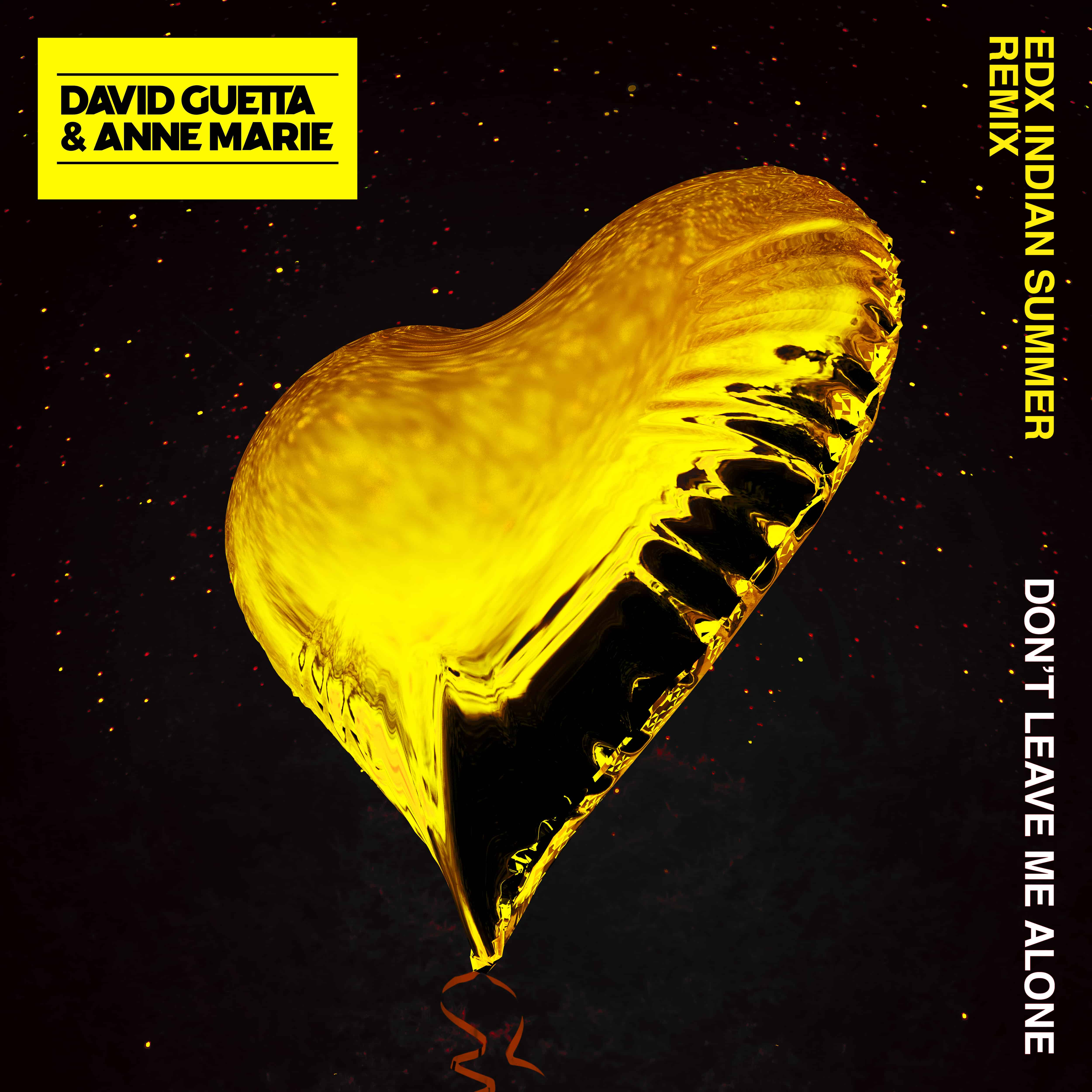 David Guetta drops 'Don't Leave Me Alone (EDX's Indian Summer Remix)'