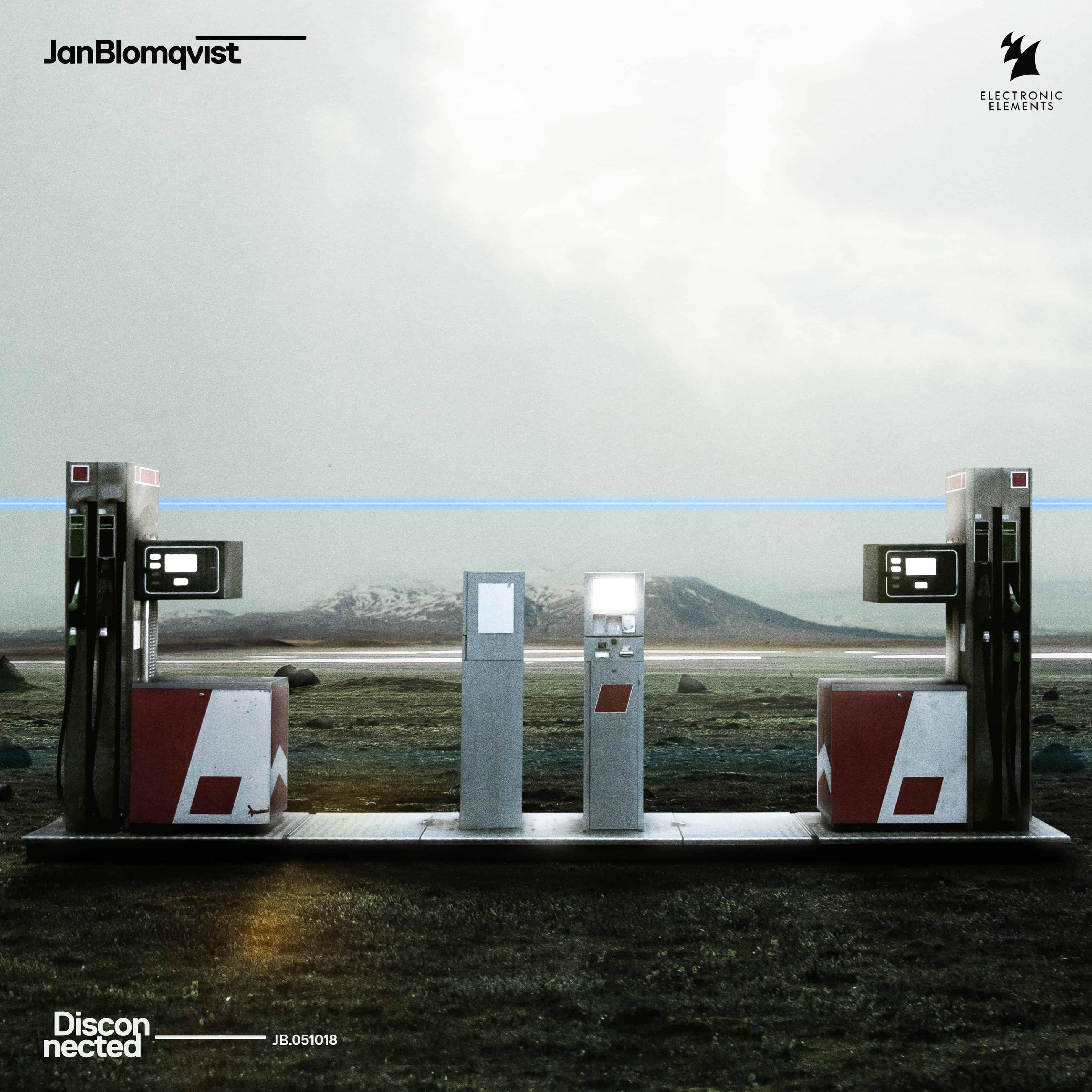 Disconnected Album by Jan Blomqvist