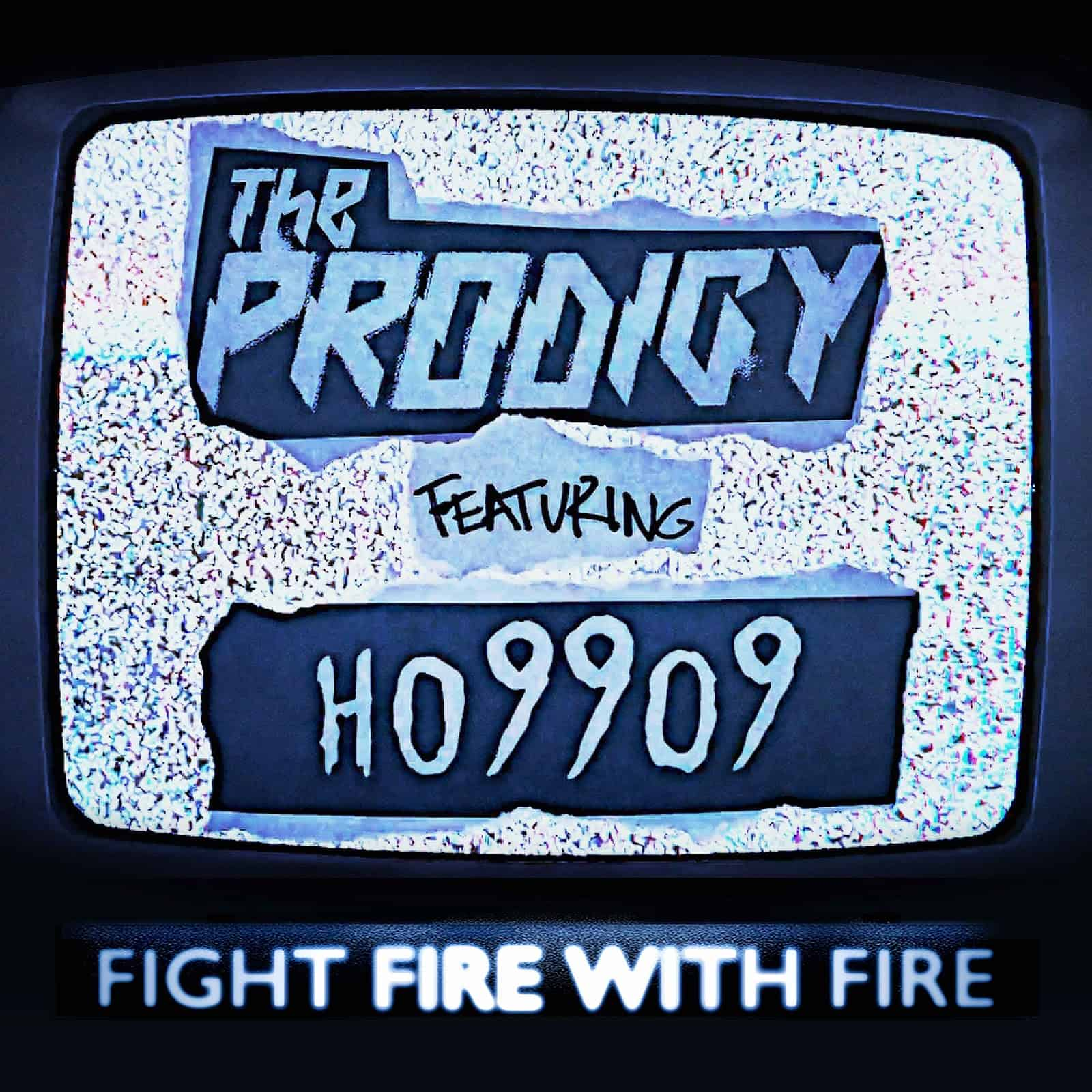 The Prodigy release new track 'Fight Fire With Fire'