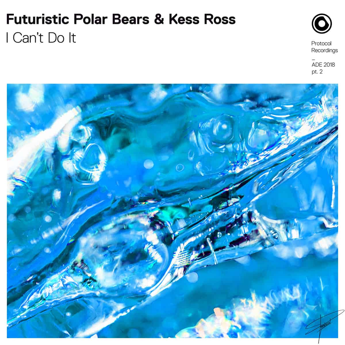 'I Can't Do It' by Futuristic Polar Bears & Kess Ross Release
