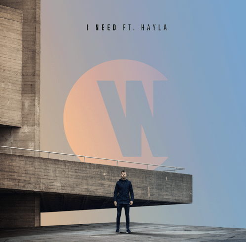 Wilkinson has released his new single 'I Need'