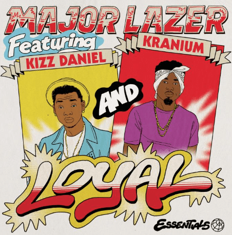 Major Lazer debuts Loyal