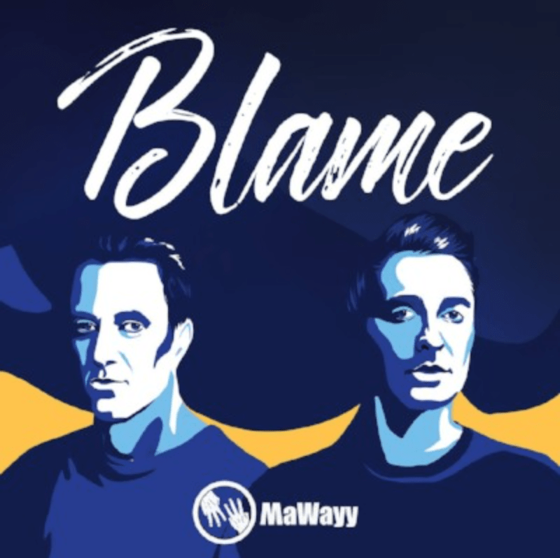 MaWayy take all the 'Blame' for massive second single