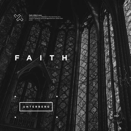 'Faith' by Unterberg