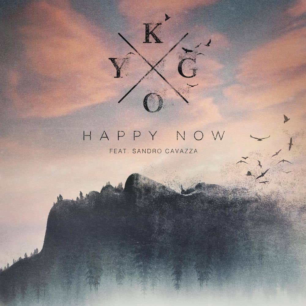 Kygo & Sandro Cavazza release 'Happy Now'