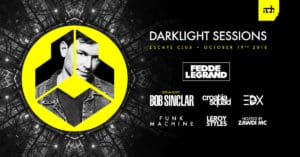 ADE 2018Darklight Sessions by Fedde Le Grand