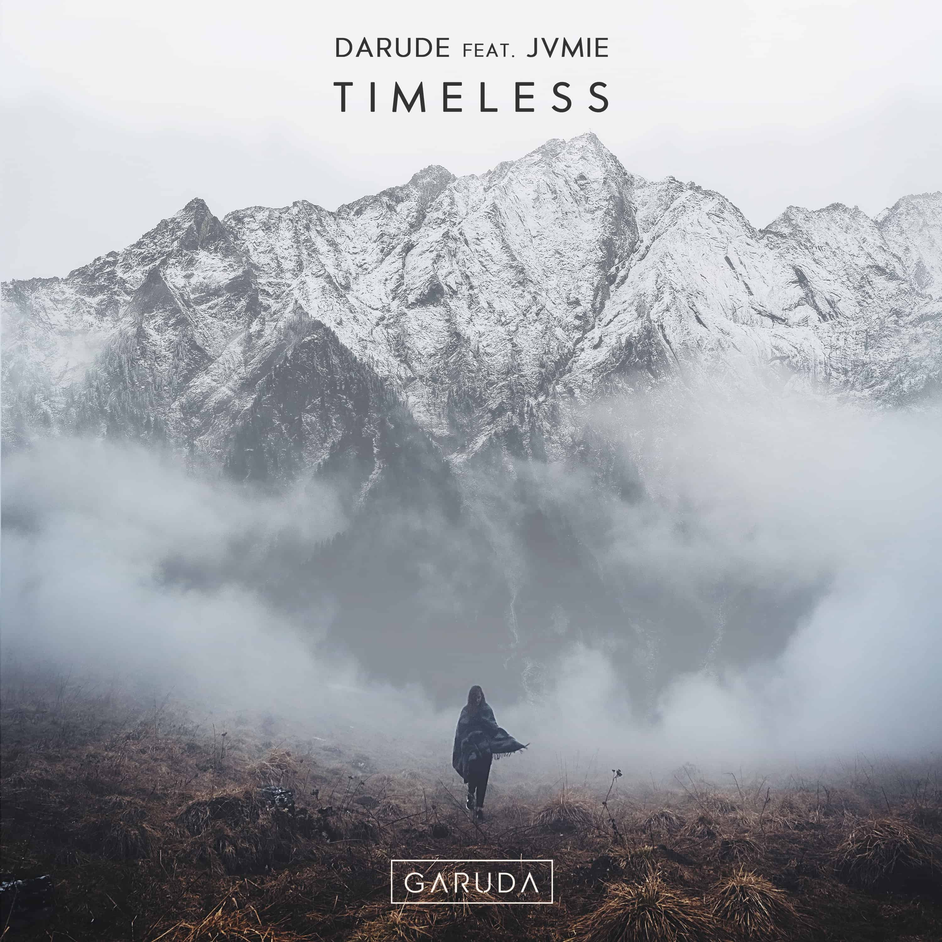 Darude & JVMIE team up for 'Timeless' classic in the making