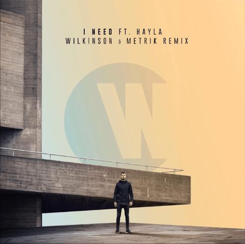 Wilkinson & Metrik drop high-tempo remix of 'I Need'