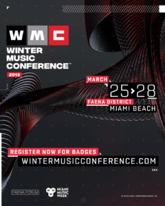 34th Annual Winter Music Conference