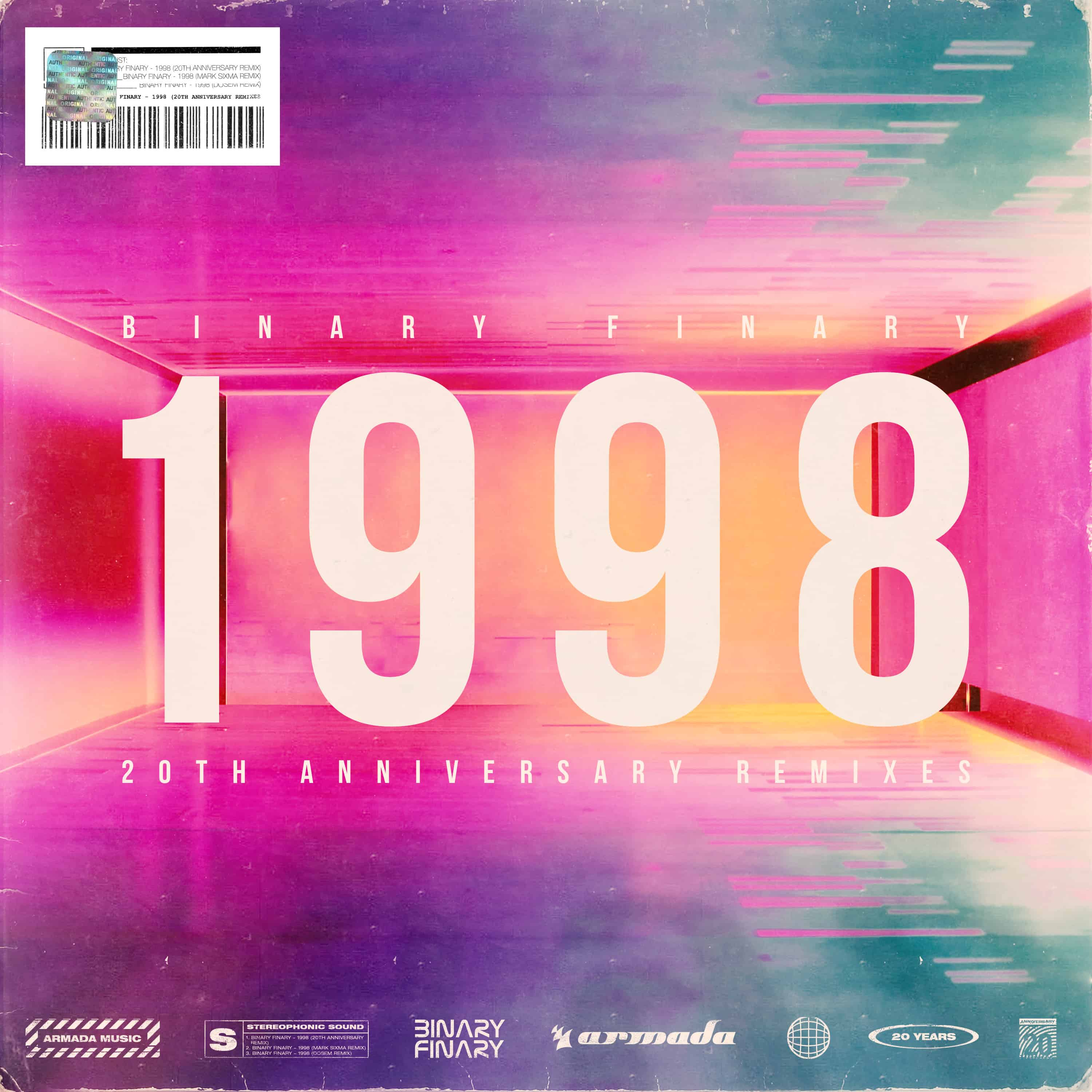 1998 (20th Anniversary Remixes)