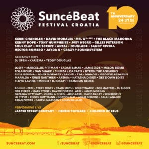 SuncéBeat Croatia 2019