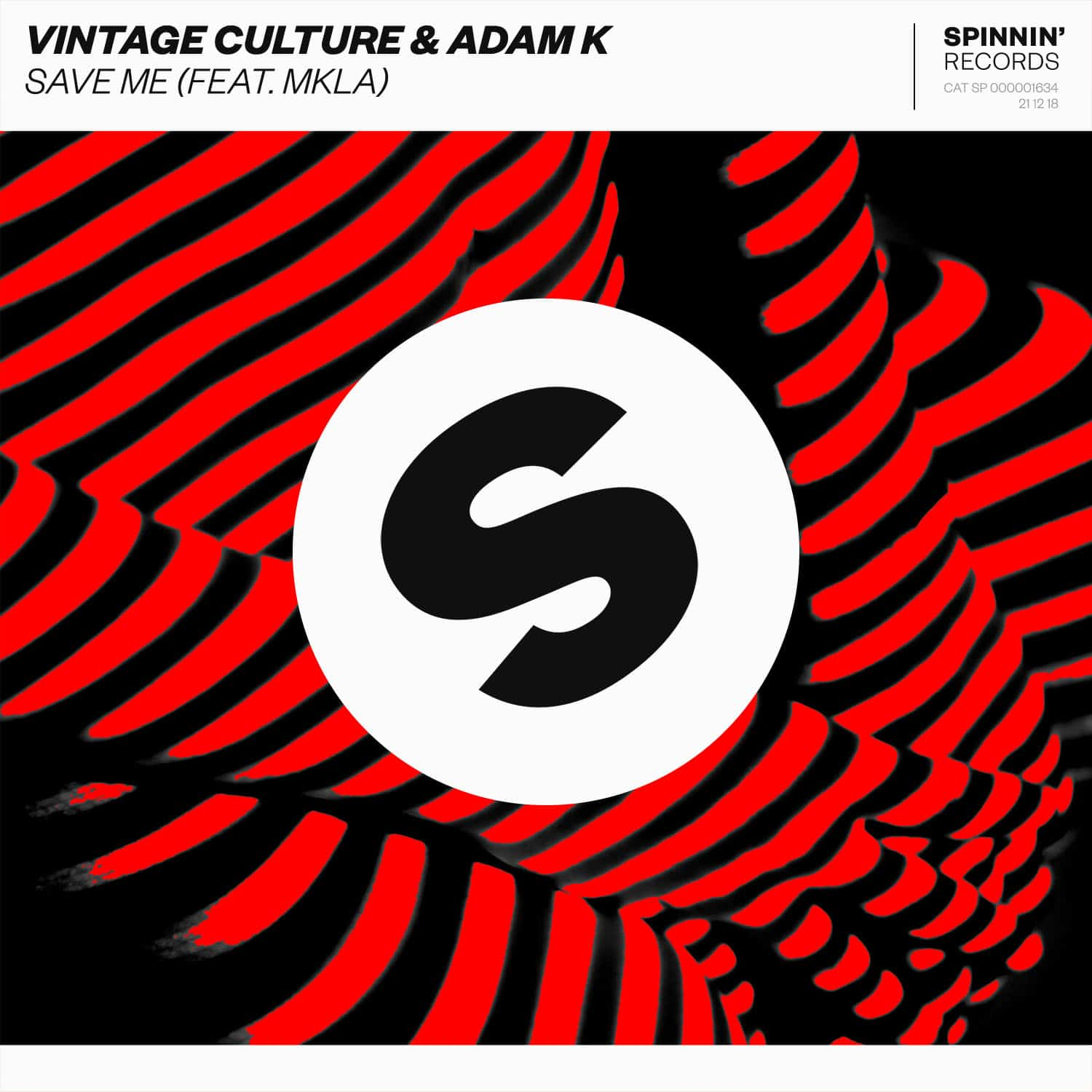 Vintage Culture teams up with Adam K for 'Save Me'