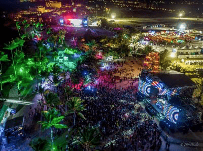 Electric Paradise 2018