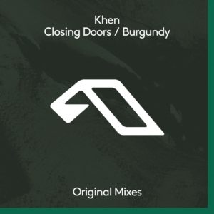 Khen makes his Anjunadeep debut