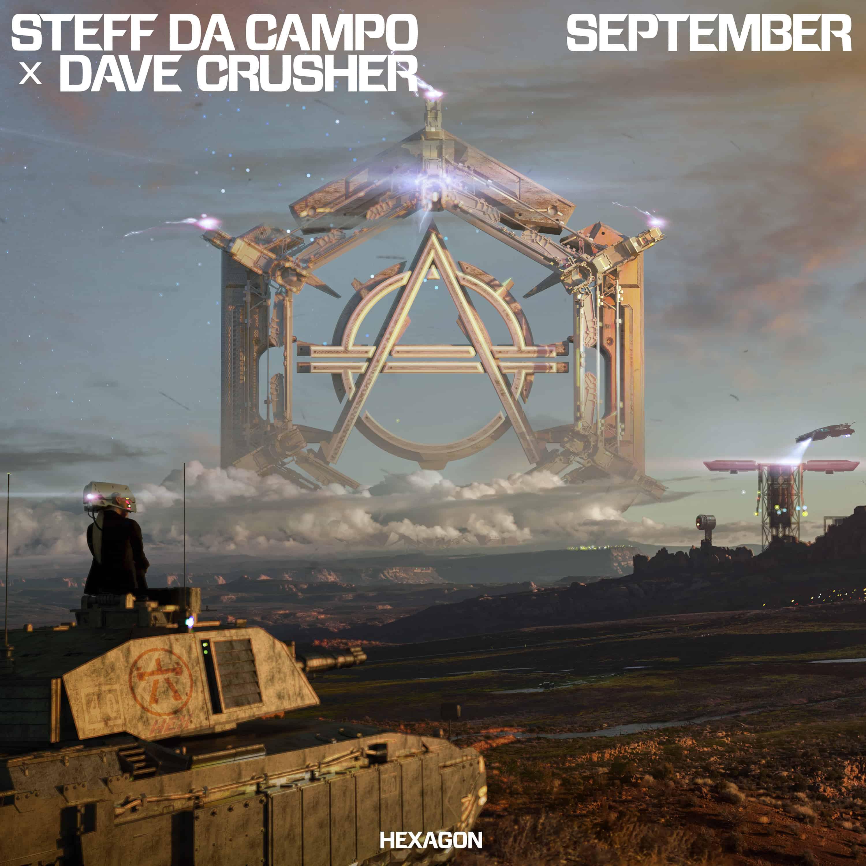 Steff da Campo X Dave Crusher – September