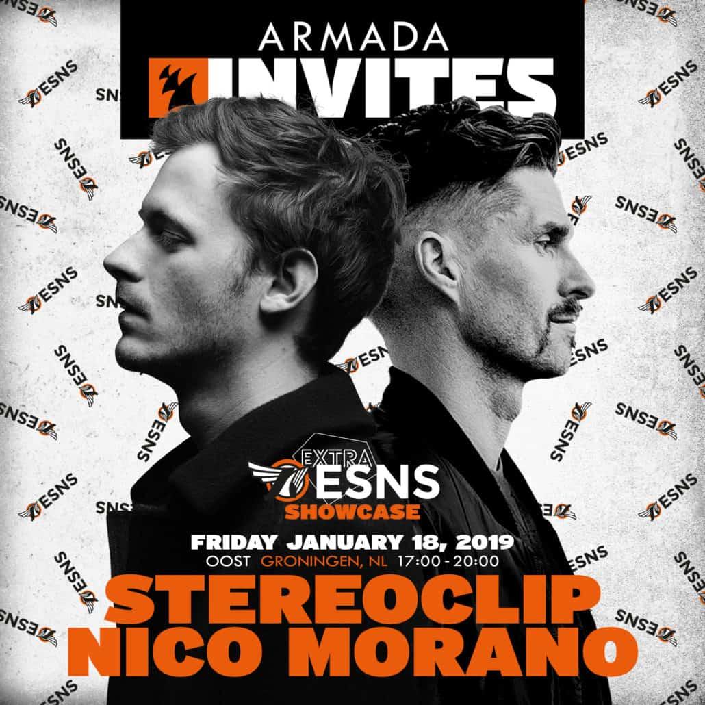 Armada Music at Eurosonic Noorderslag