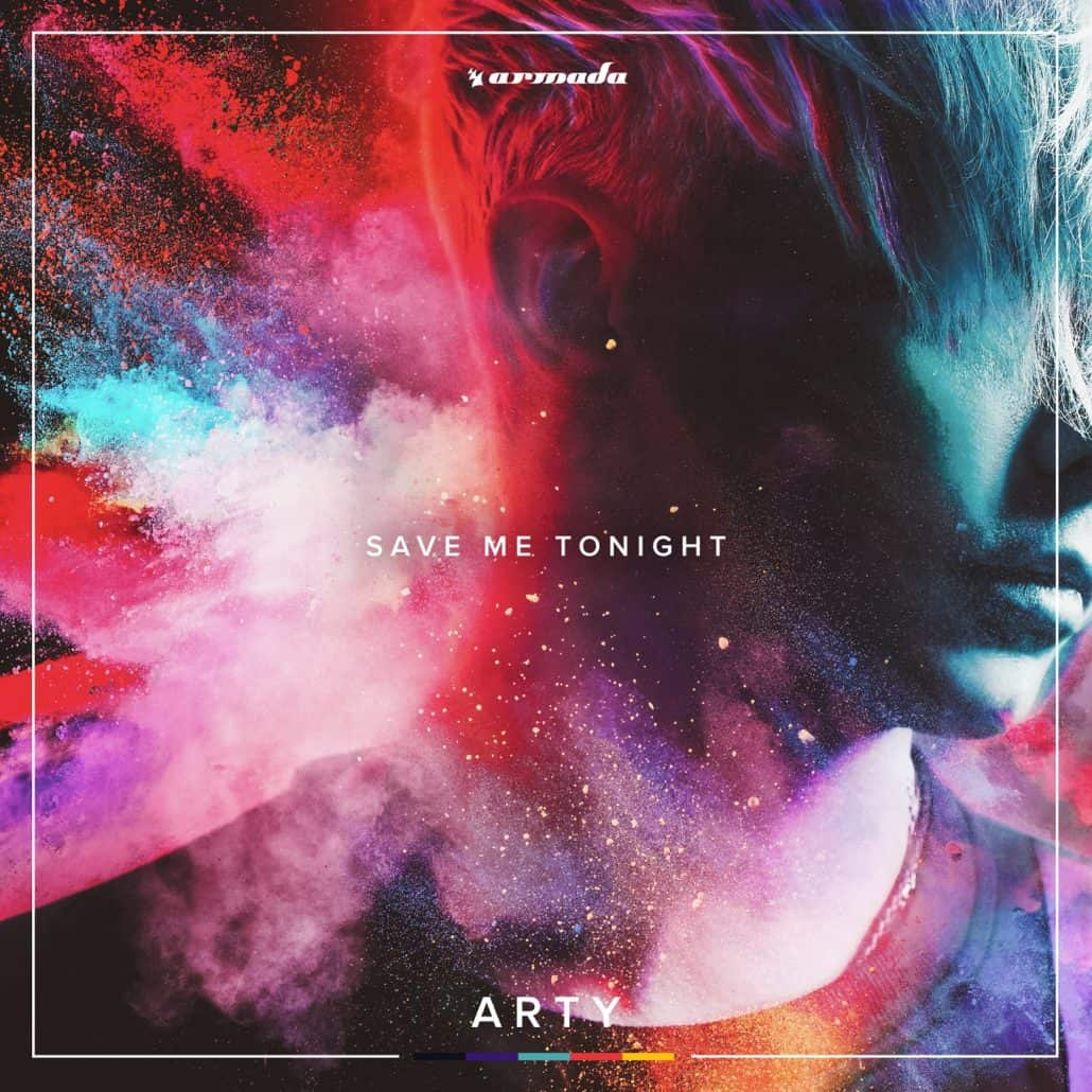 ARTY REACHES NEW HEIGHTS WITH FIRST RELEASE OF 2019: 'SAVE ME TONIGHT' ile ilgili görsel sonucu