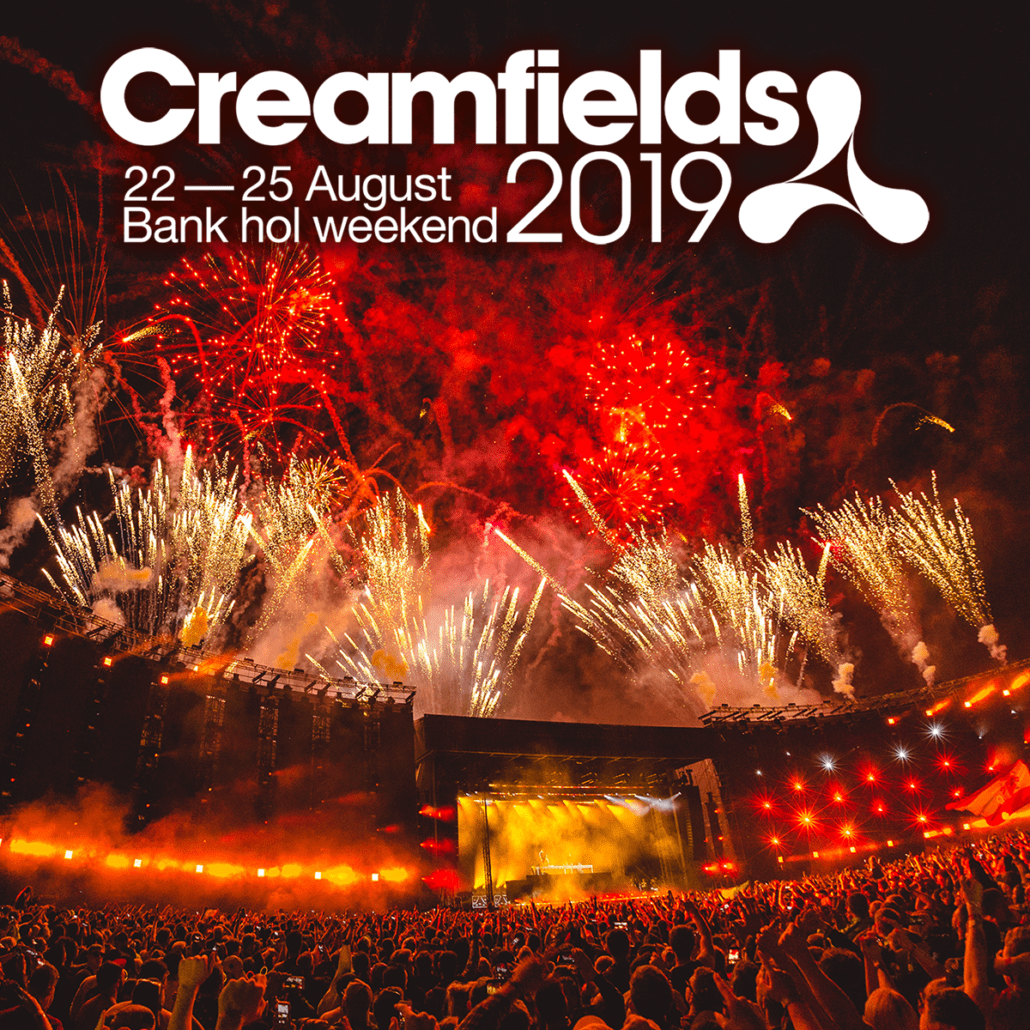 Creamfields 2019 - Creamfields 2019 latest headliner - Creamfields UK 2019