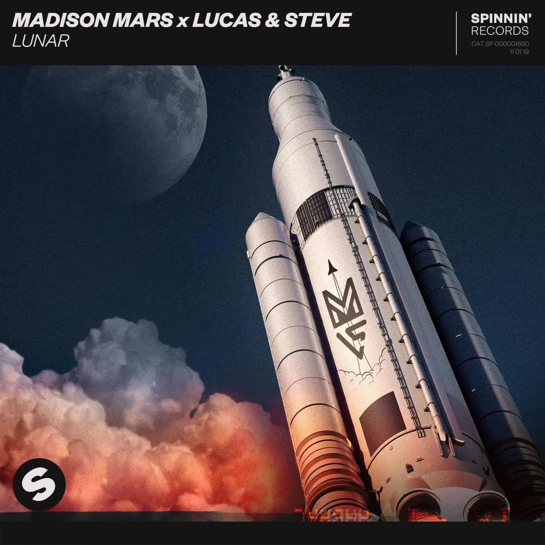 "Madison Mars x Lucas & Steve ""Lunar"" collab"