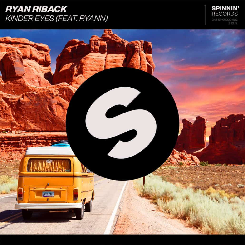 Ryan Riback - Kinder Eyes