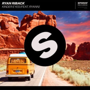 Ryan Riback - Kinder Eyes