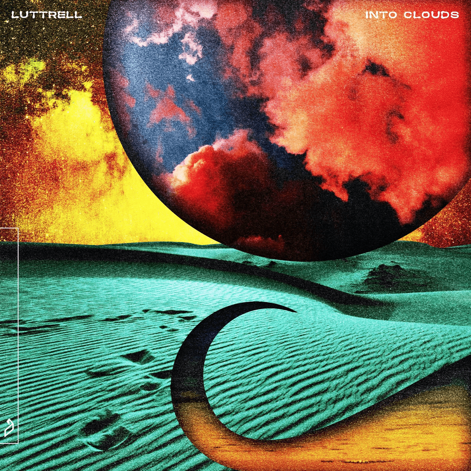 Luttrell (ex-The M Machine) shares new single 'Into Clouds' on Anjunadeep