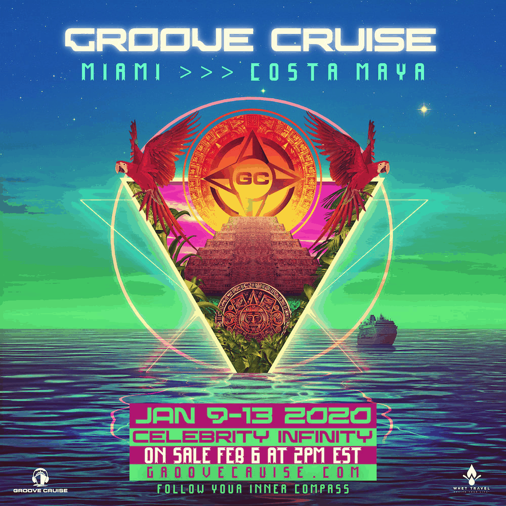 Groove Cruise Miami 2020: Dates and Destination