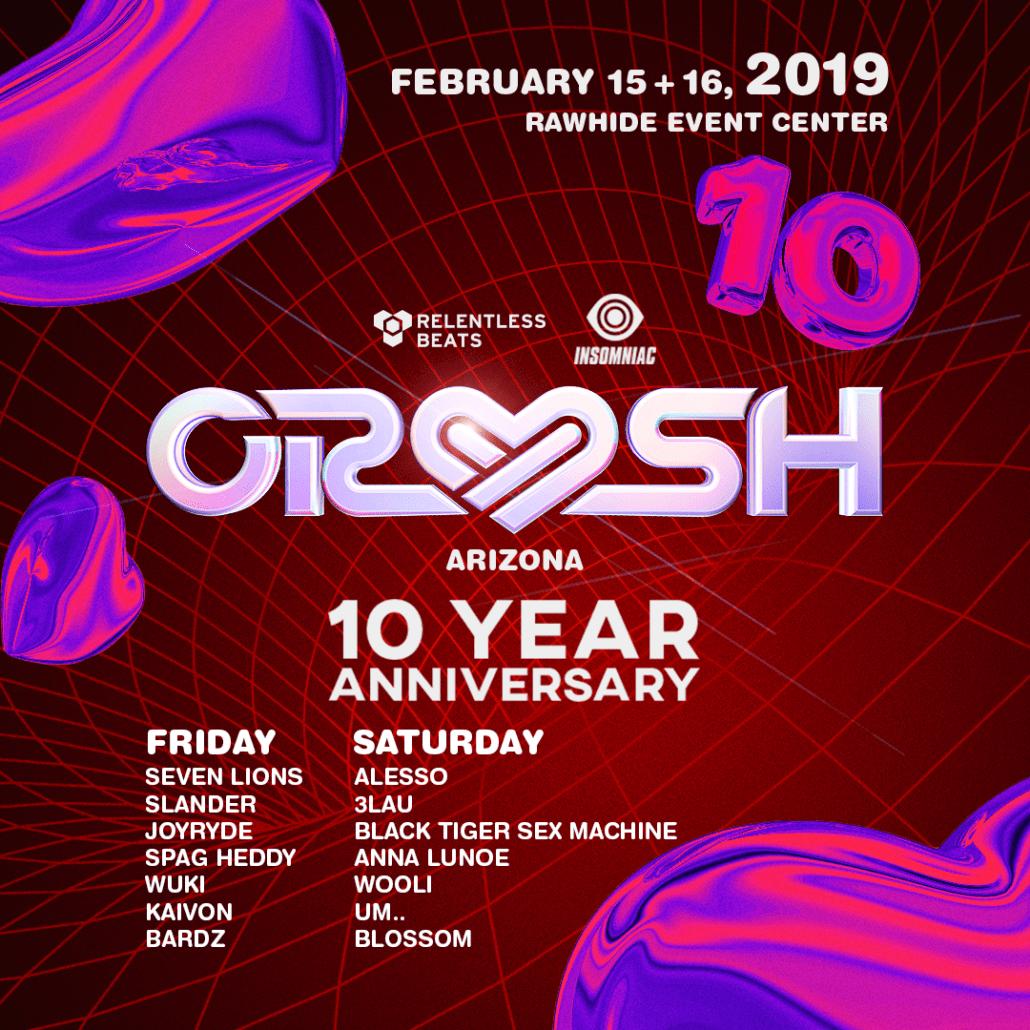 Crush Arizona 2019