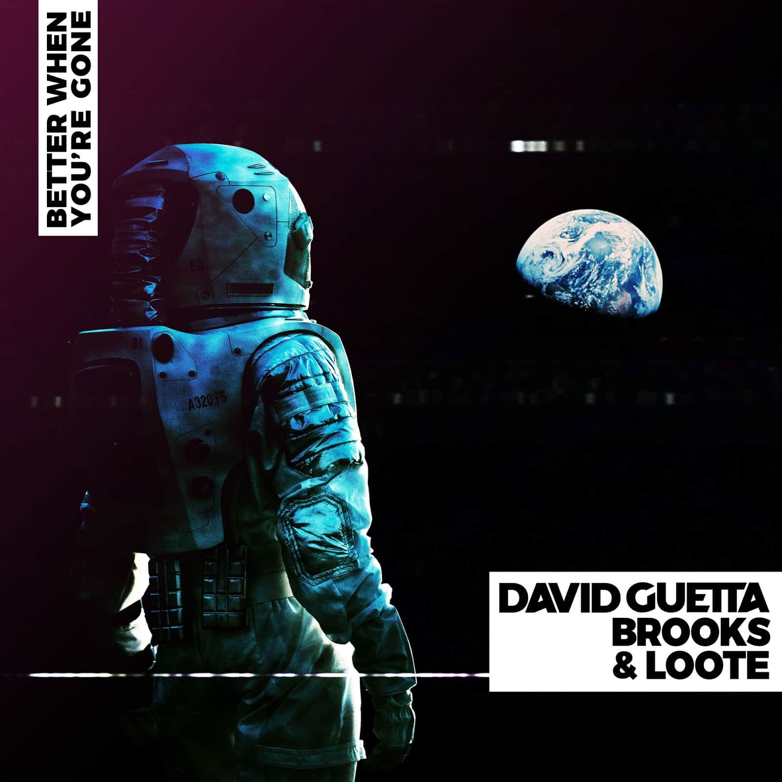 "David Guetta and Brooks combined forces again on ""Better When You're Gone"""