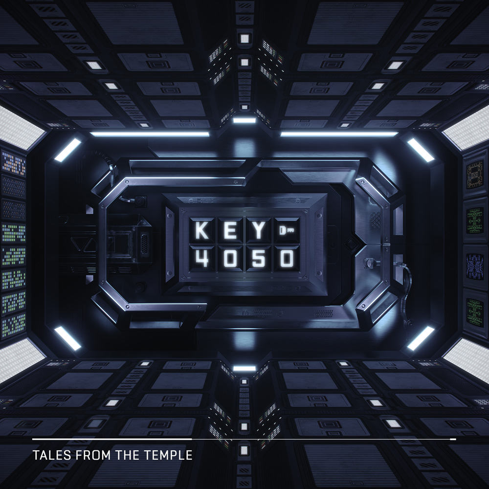Key4050 make shock album announcement: Tales From The Temple