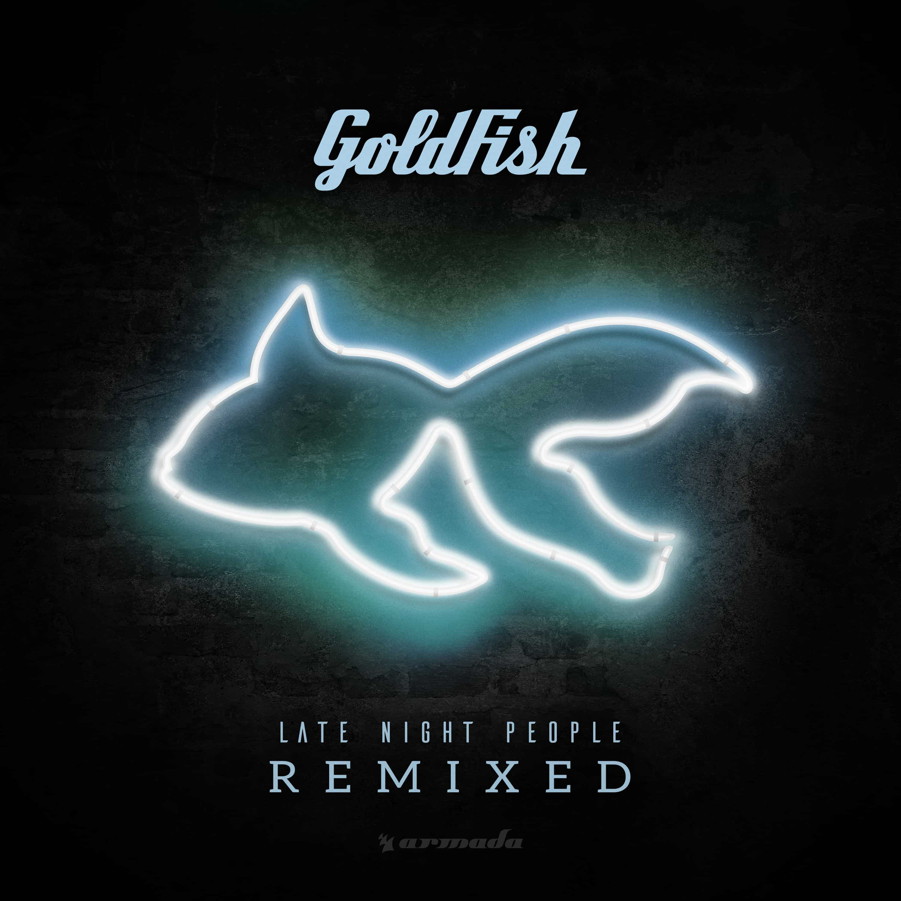GoldFish has released a huge Late Night People remix package