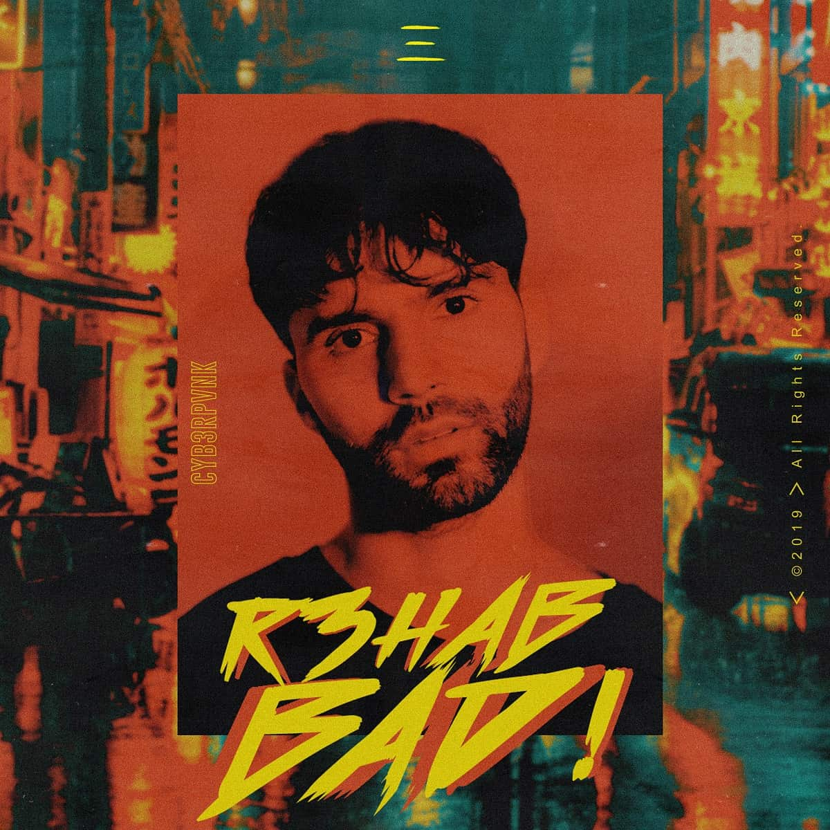 """R3HAB releases a genre-crossing single """"BAD!"""""""