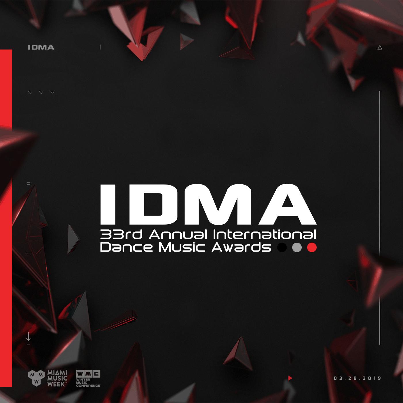 The International Dance Music Awards (IDMA 2019) returns for 33rd annual program
