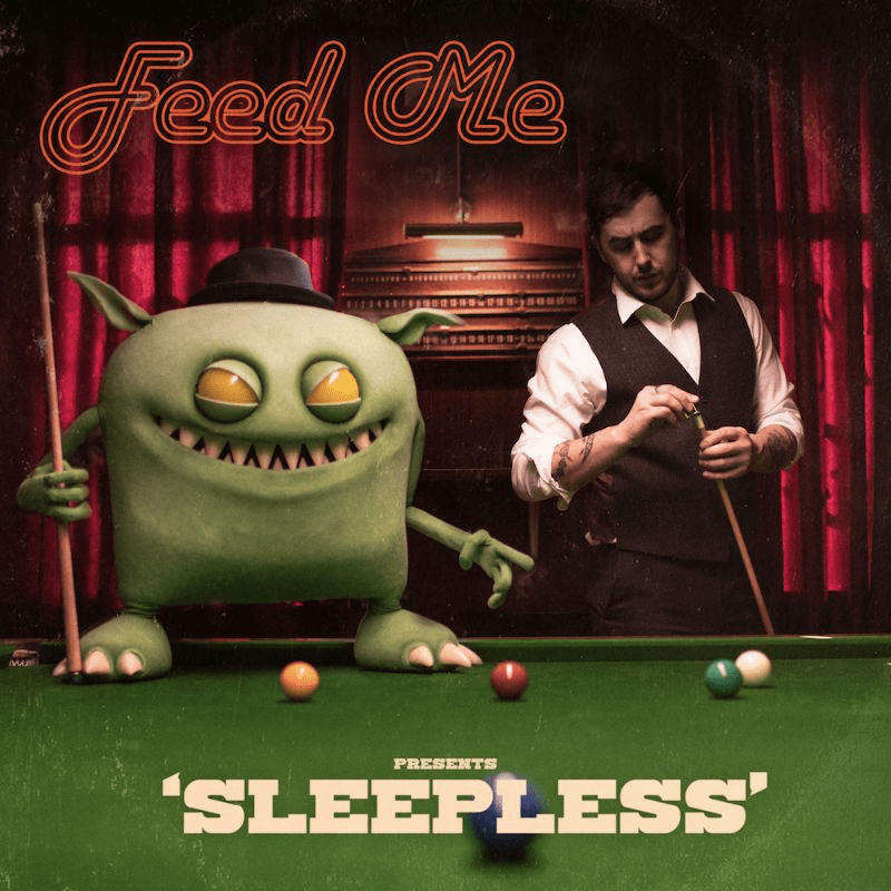 Feed Me returns with new track 'Sleepless' on Mau5trap
