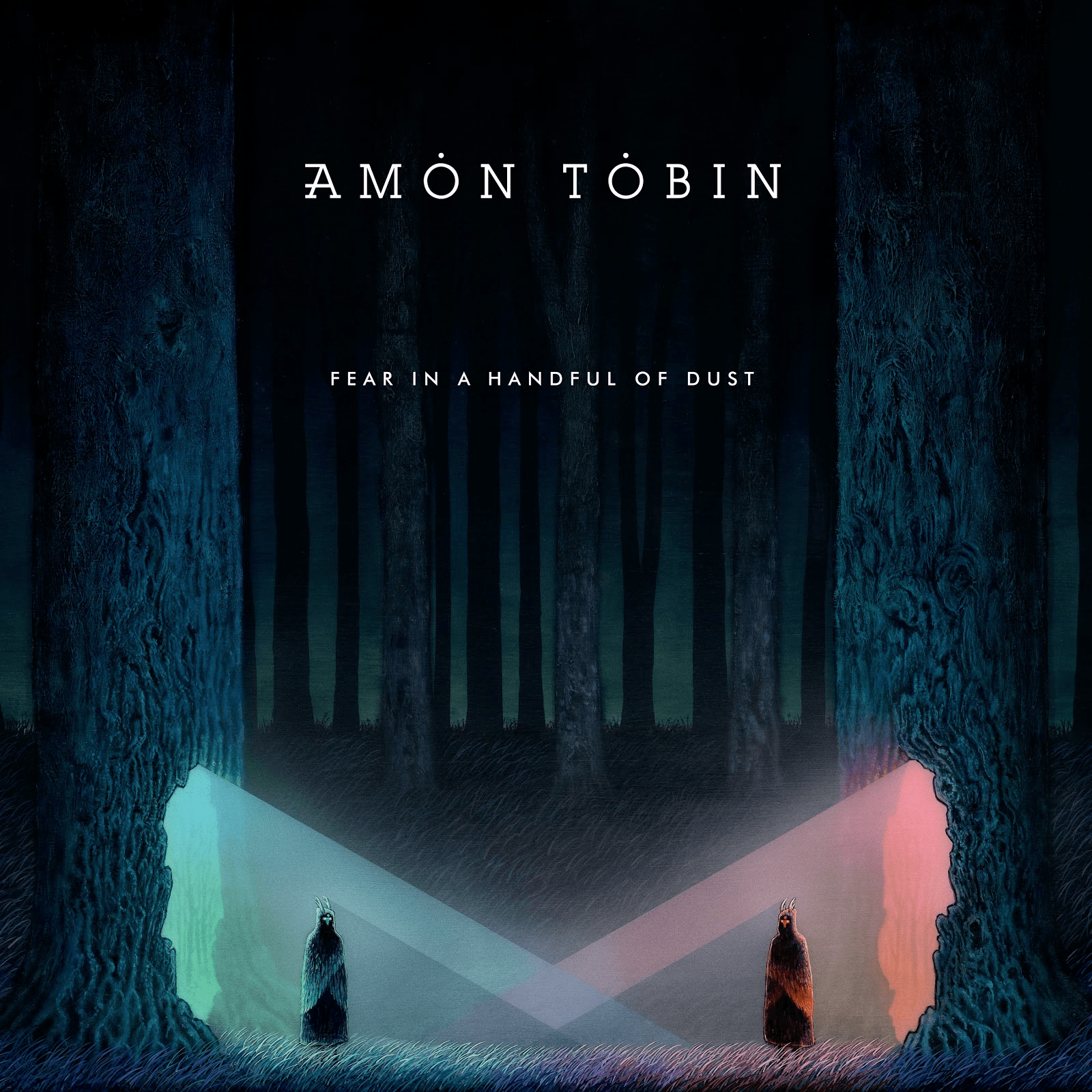 """Amon Tobin new track """"On a Hilltop Sat the Moon"""" off album 'Fear in a Handful of Dust'"""
