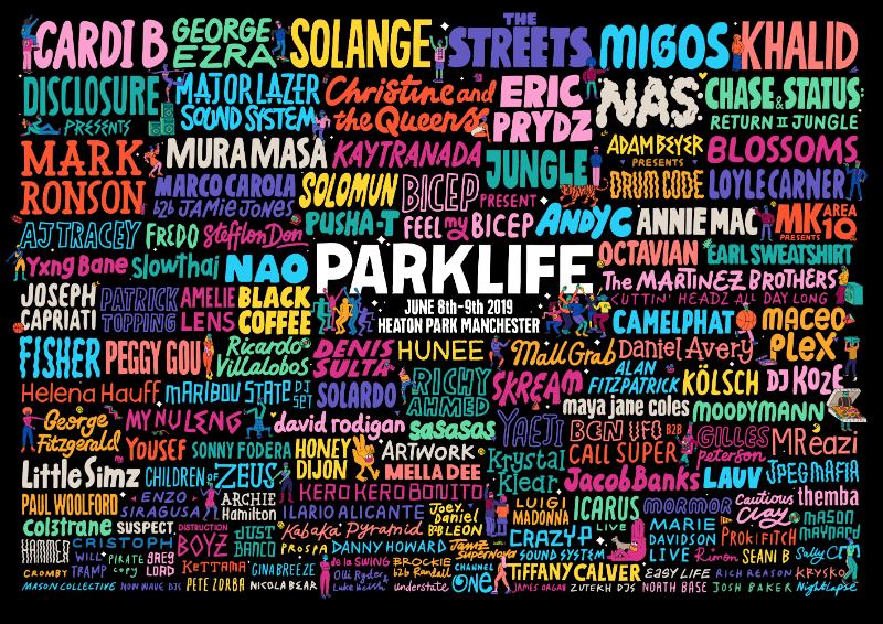 Parklife Festival 2019: Cardi B, Major Lazer, The Streets, Eric Prydz & more