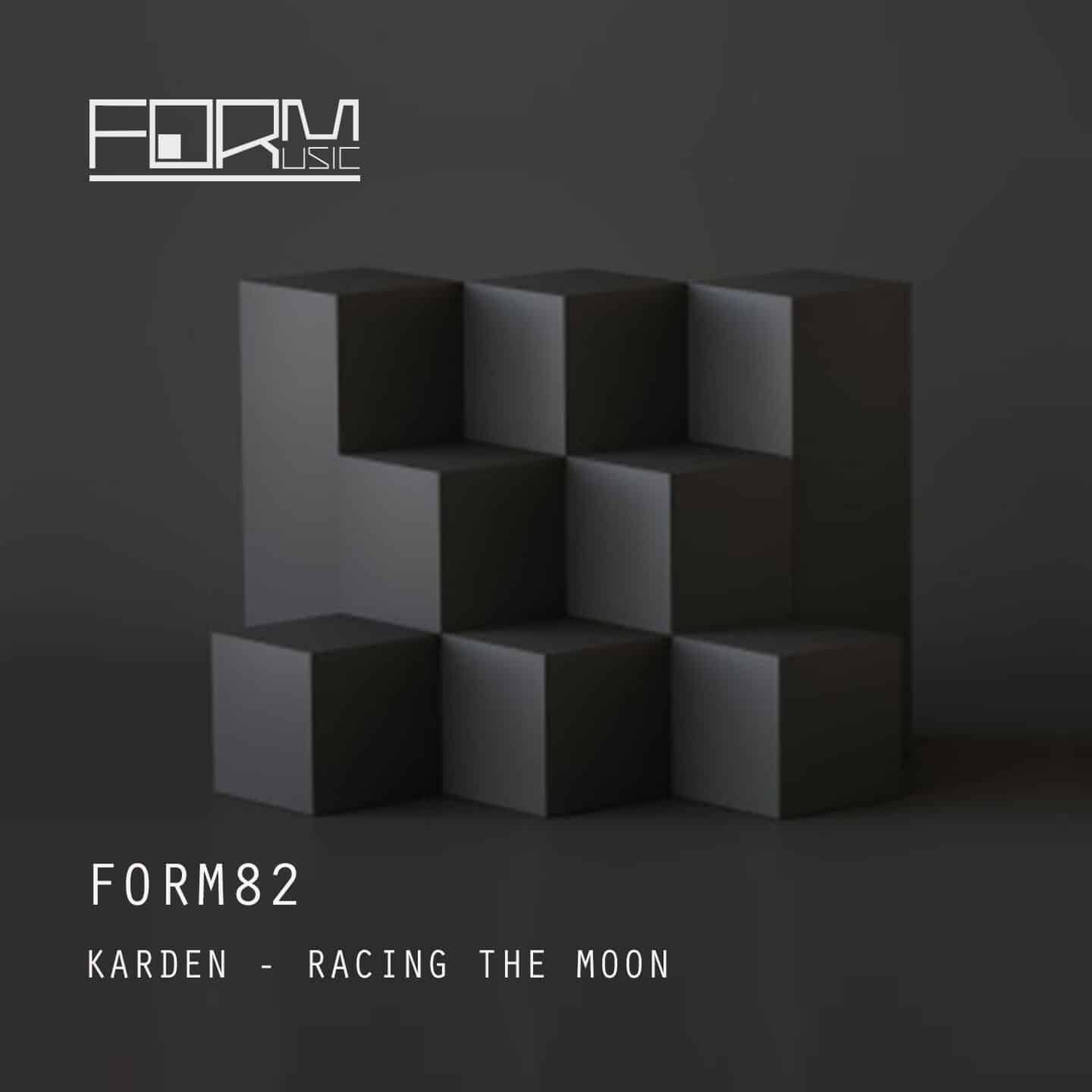 "FORM Music drops ""Racing The Moon EP"" by Karden"