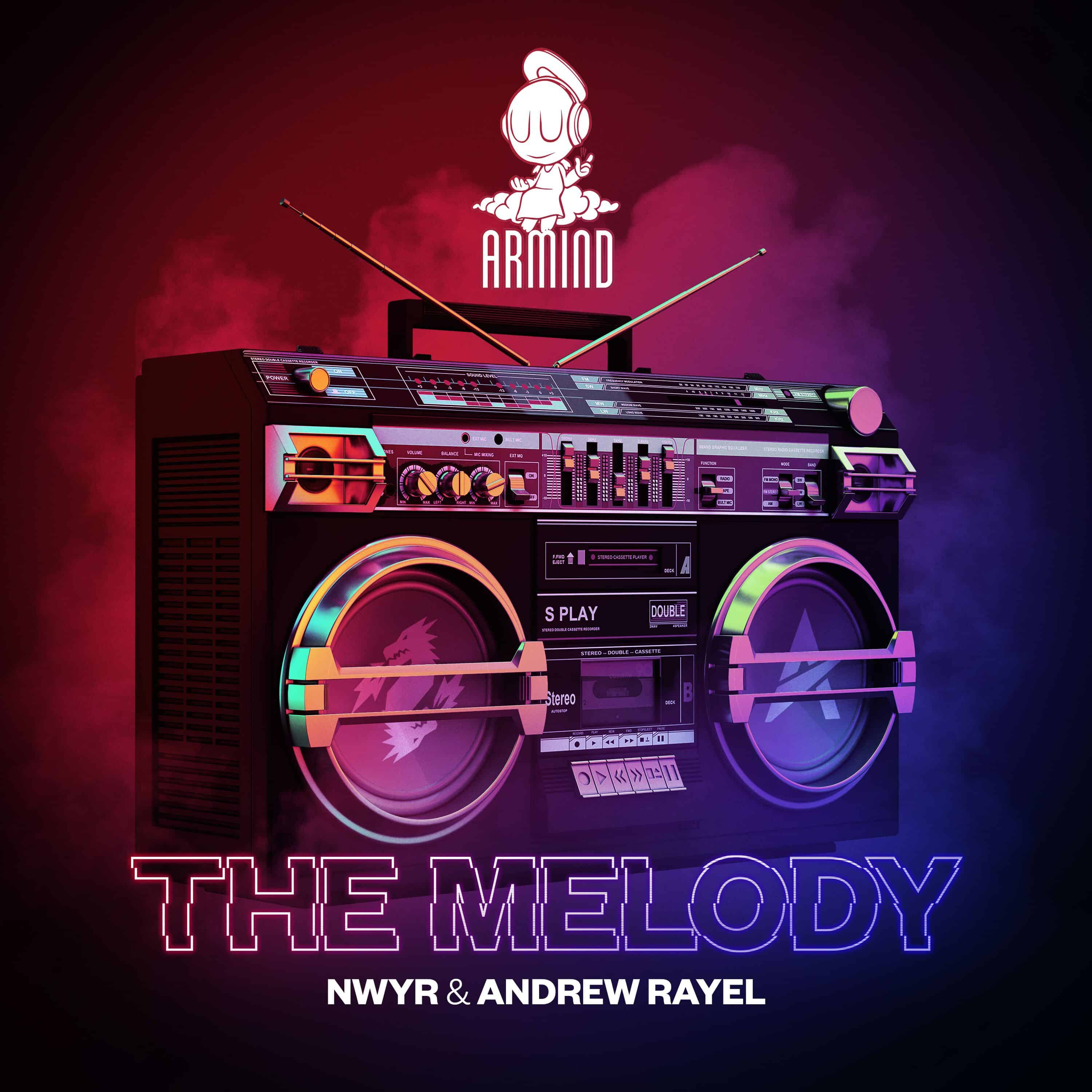 NWYR and Andrew Rayel combine signature styles in 'The Melody'