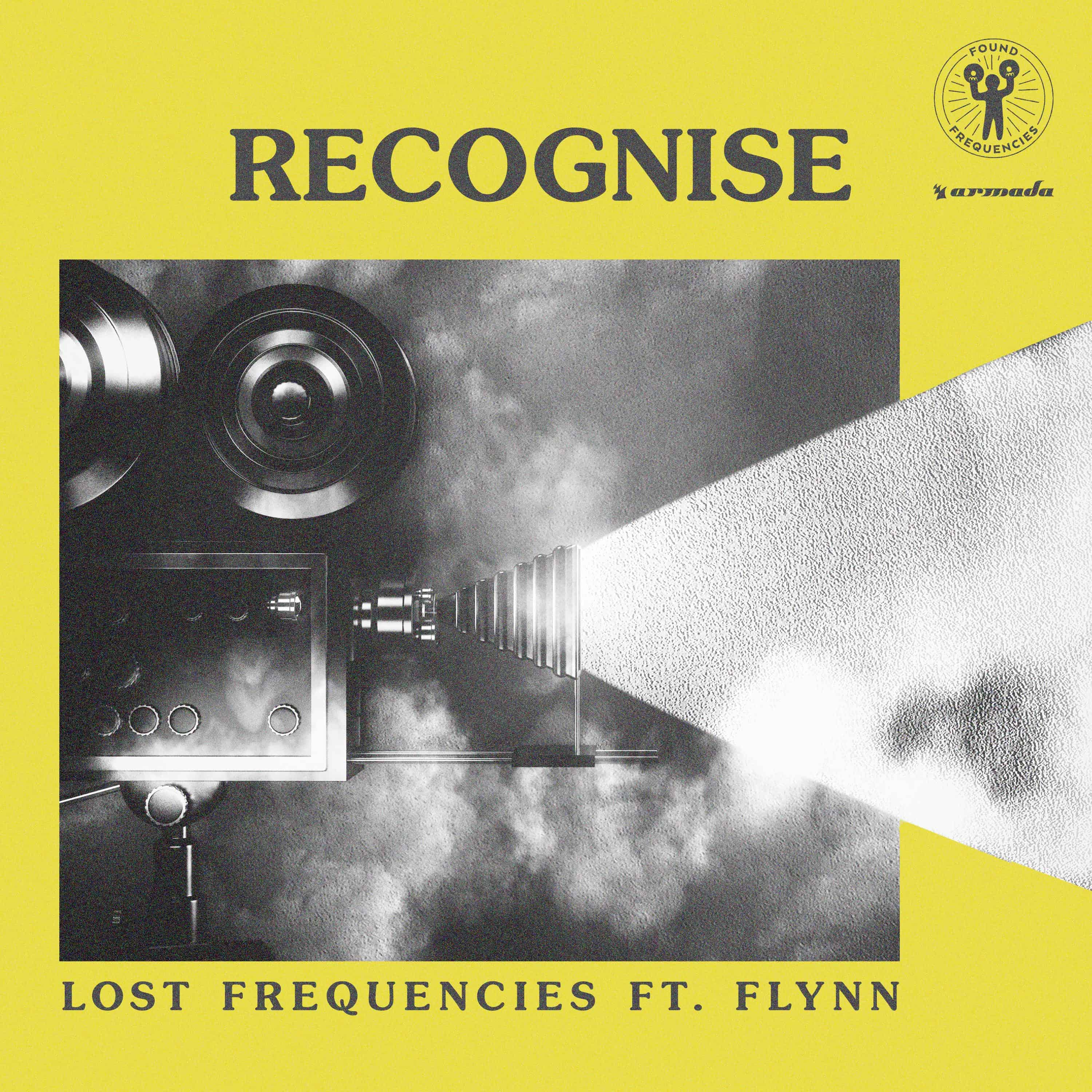 Lost Frequencies releases new collaboration with up-and-coming talent Flynn: 'Recognise'