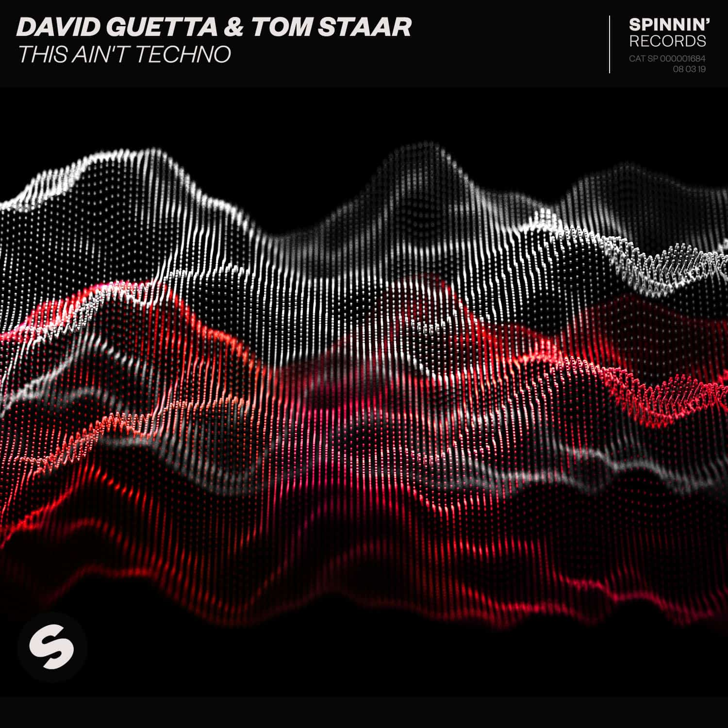 David Guetta returns with powerful club tune with leading UK artist Tom Staar:  'This Ain't Techno'