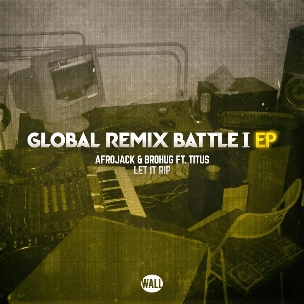 Global Remix Battle I EP