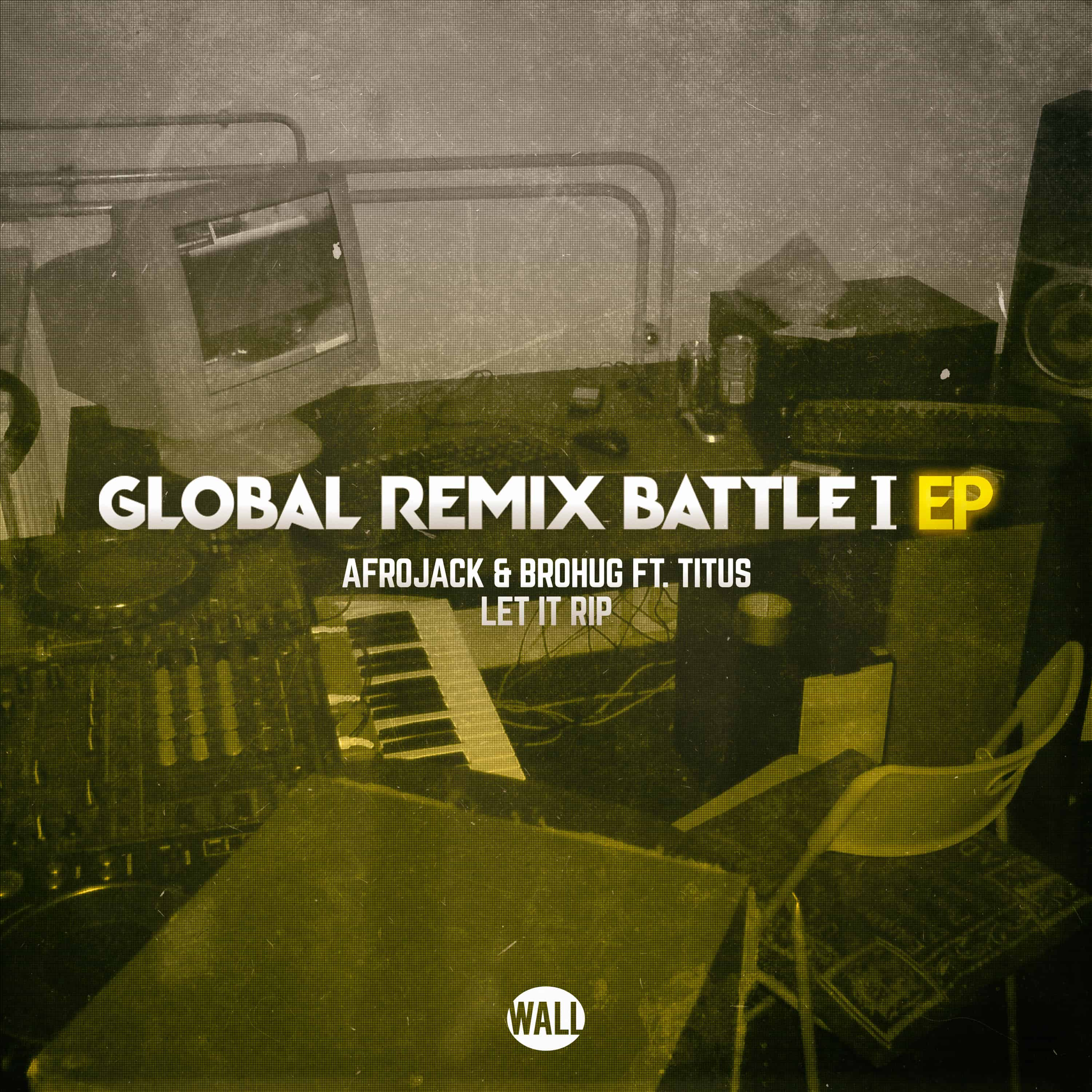 """Afrojack and LDH Europe Release """"Global Remix Battle I EP"""""""