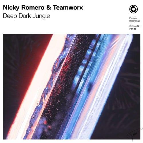 Nicky Romero and Teamworx unite for 'Deep Dark Jungle'
