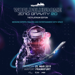 WORLD CLUB DOME Zero Gravity: The Platinum Edition