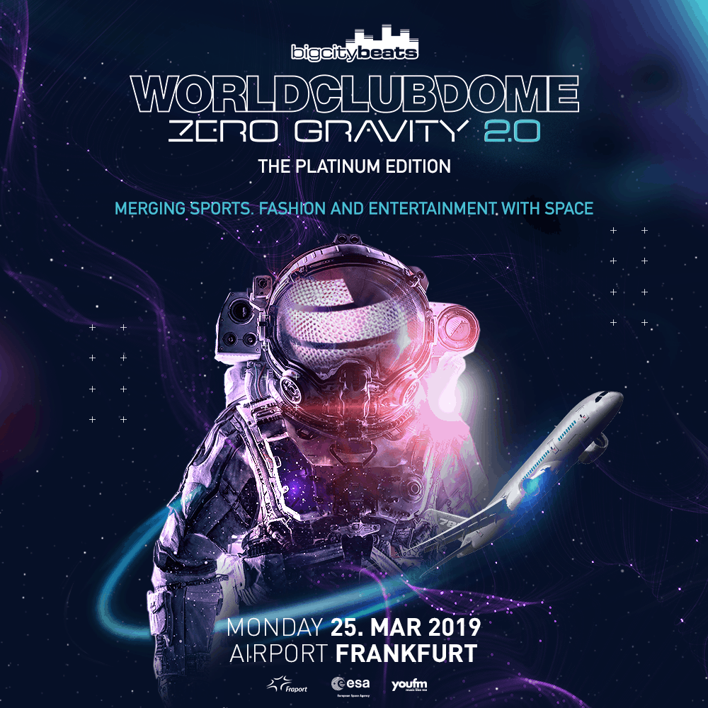 The Return Of The World's Only Zero Gravity Club: WORLD CLUB DOME Zero Gravity: The Platinum Edition