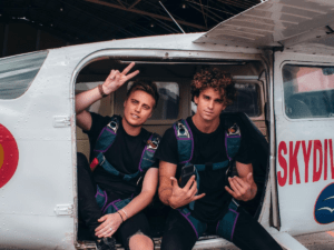 Jay Alvarrez Stars In Klingande's Adventurous Music Video For 'By The River'
