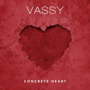 "VASSY debuts her latest dance anthem ""Concrete Heart"""