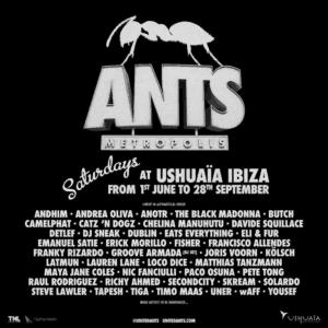 ANTS Metropolis
