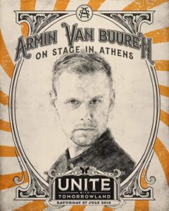 This summer UNITE With Tomorrowland in Athens